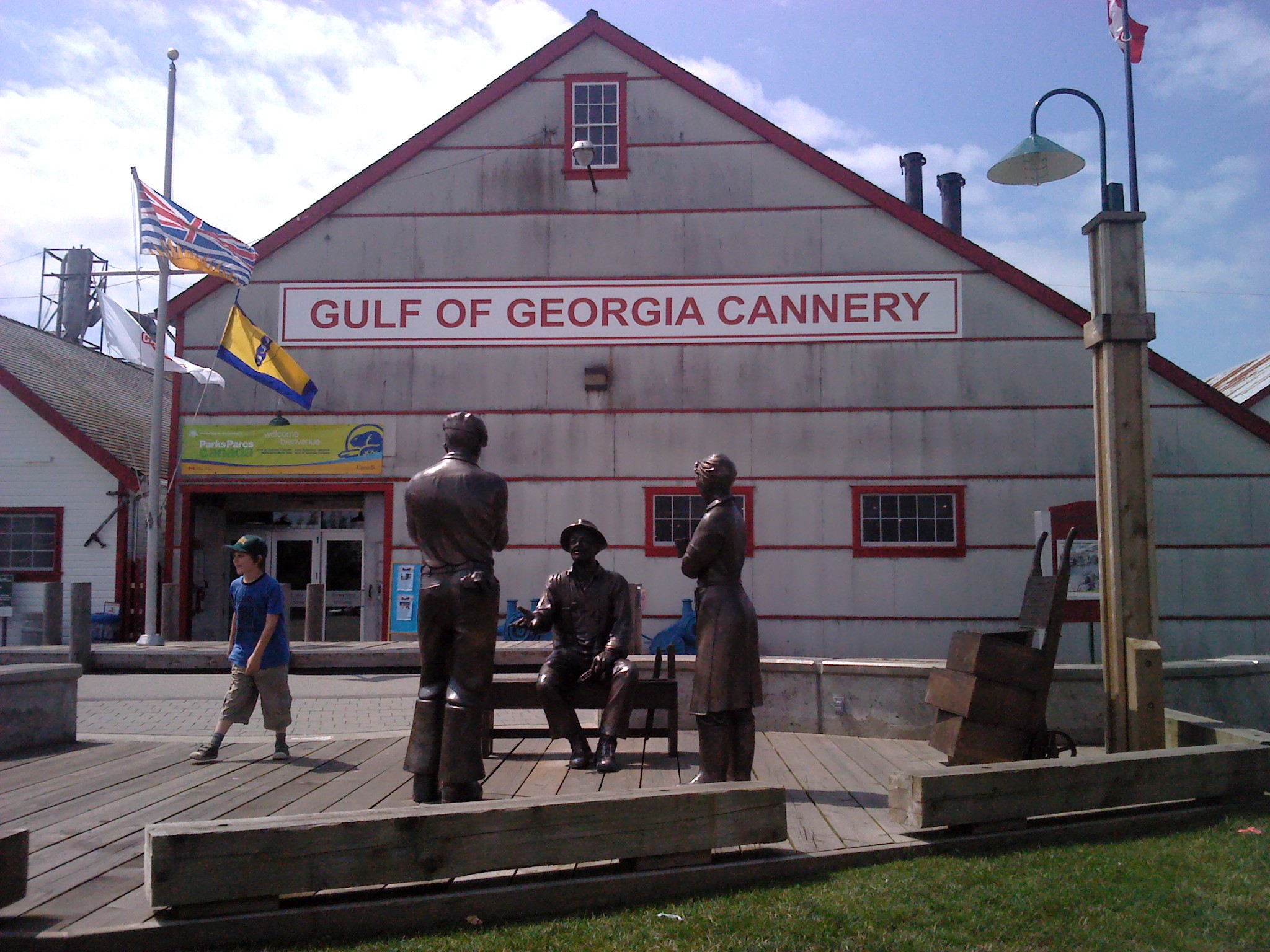 Gulf of Georgia Cannery