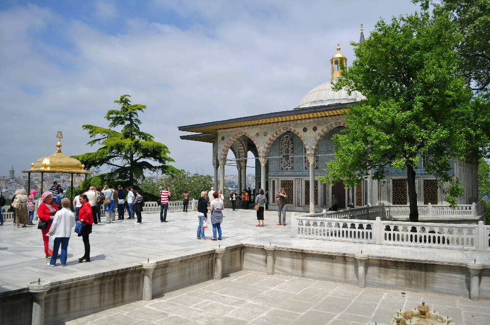 Topkapi Palace At Last