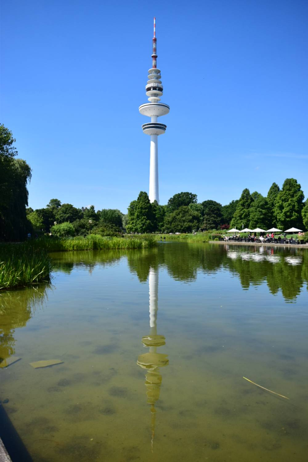 Hamburgs TV Tower