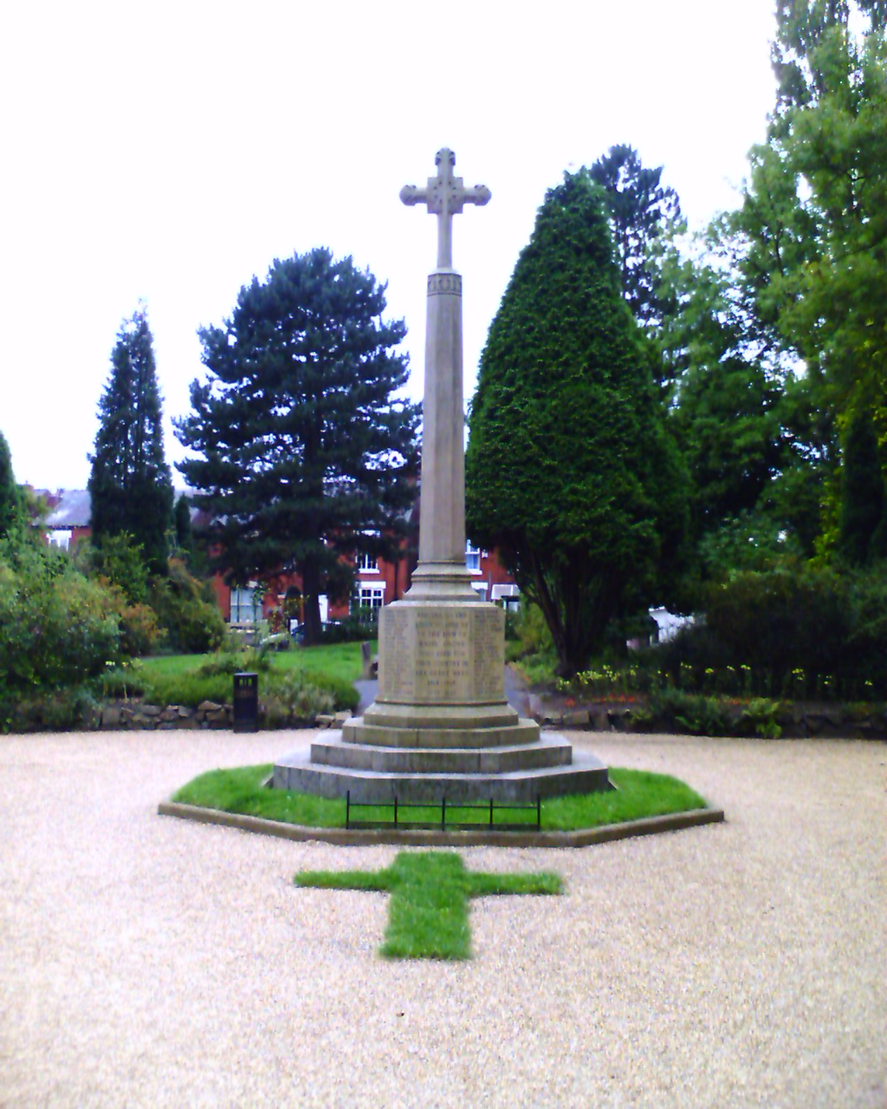 Hazel Grove Cross