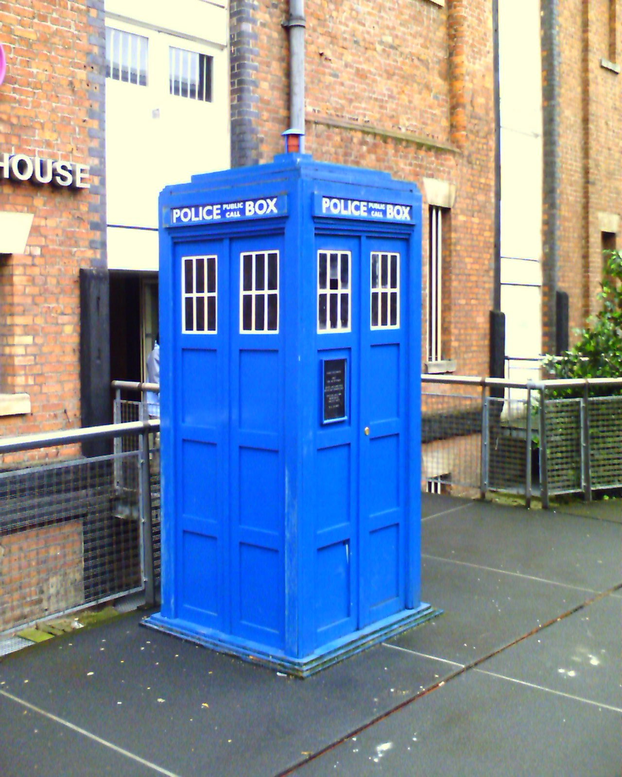 Dr Who's Home
