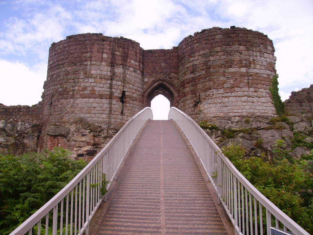 Beeston Castle Challenge