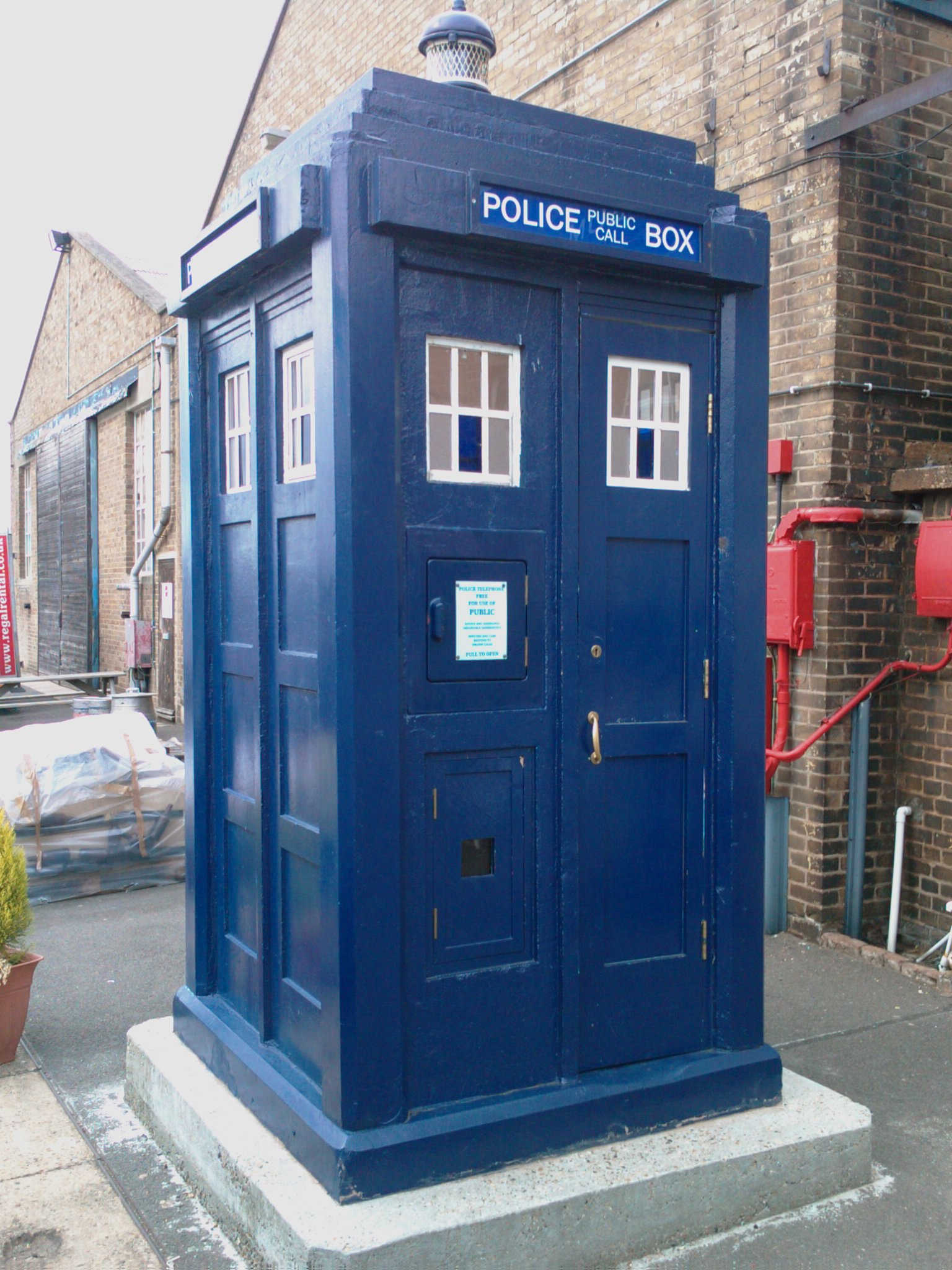 Dr Who's Home Again