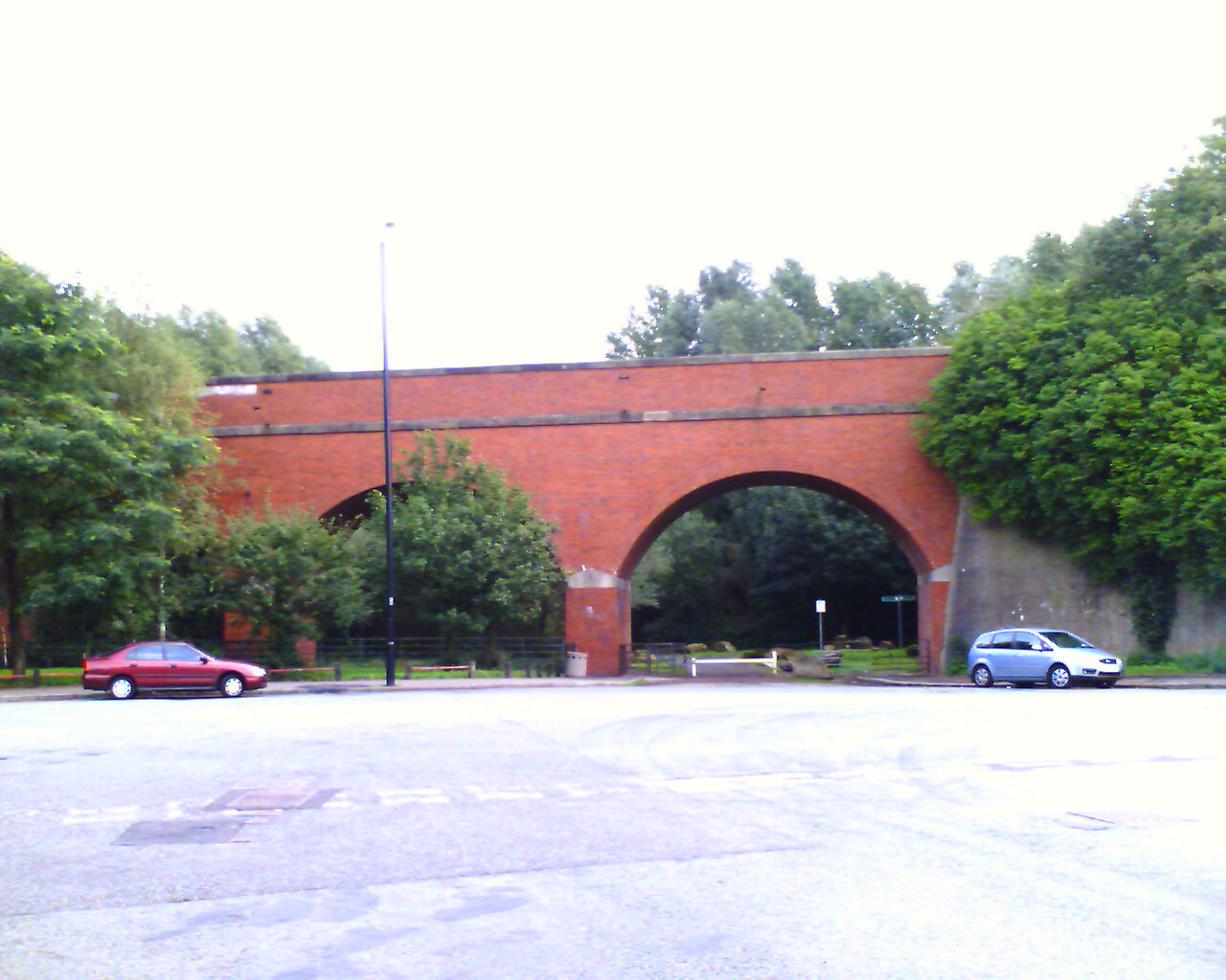 Riverpark Road Bridge